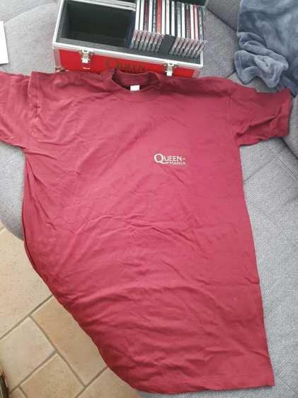 Queen Mania Box Tee Shirt