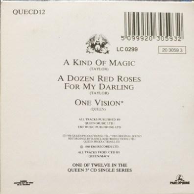 "CD Single 3 Tracks 3"""