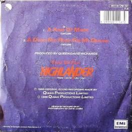 45 tours France - Kurgan (Clancy Brown)