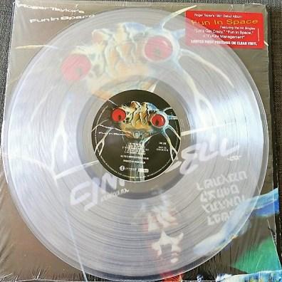 Clear Vinyl 2015 USA