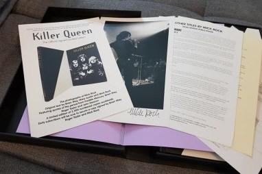 Killer Queen by Mick Rock 5