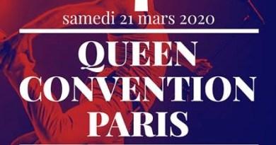 Queen Convention Paris 2020
