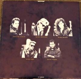 Album vinyle édition française