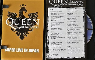 Super Live in Japan 2 DVD