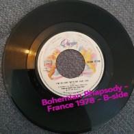 Bohemian Rhapsody France 1978