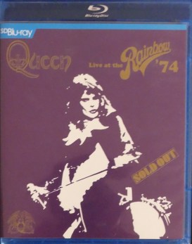 Live At The Rainbow'74