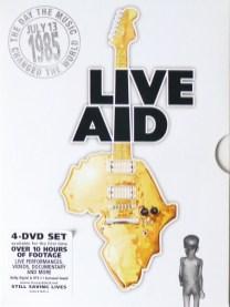 Live Aid (4 DVD)