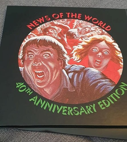 News of the World -coffret 40 ans