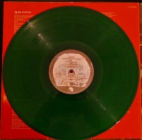 French Green Vinyl 1977