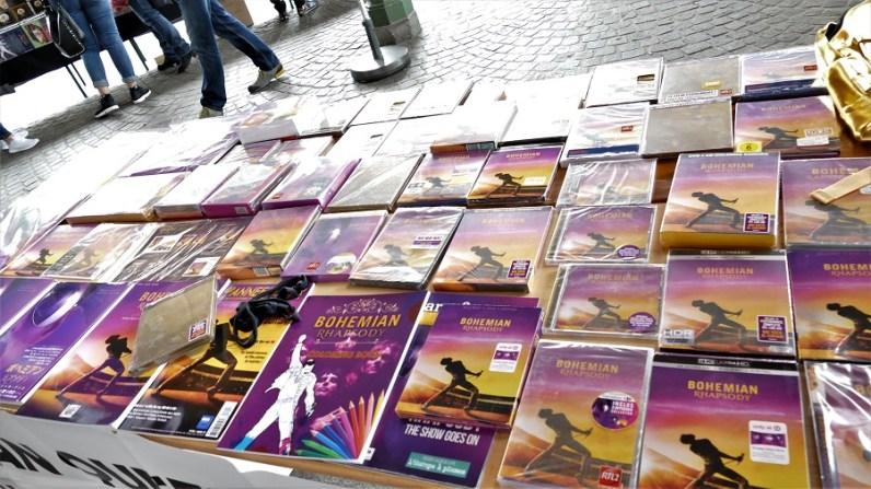 L'expo des Fanclubs Belge et Français