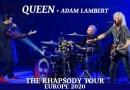 The Rhapsody Tour – Europe Tour 2020