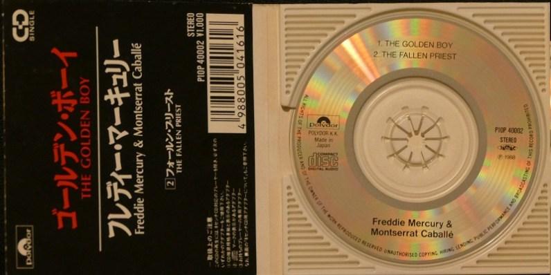 CD Mini Single Japon