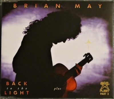 CD single Back To The Light part 2