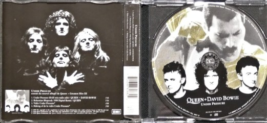 CD Maxi Single Exhanged (France)