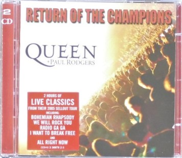 CD Return of the Champions