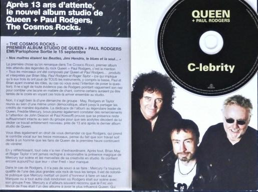 CD Single Promo France