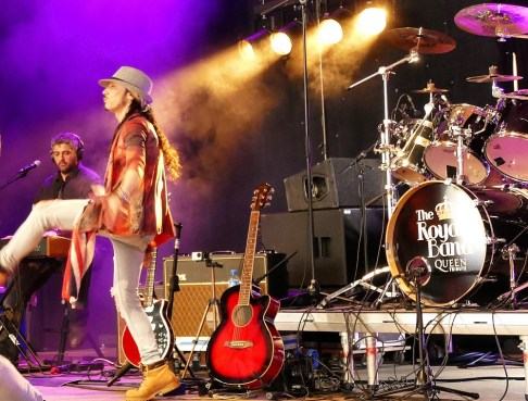 The Royal Band à Montreux 2018 © photo E.Morel