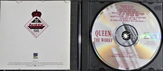 CD Edition USA 1991