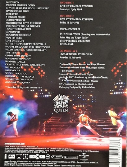DVD 25th anniversary