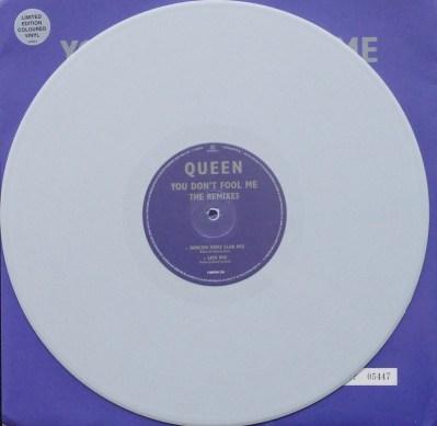 Vinyl Couleur Edition Limitée UK