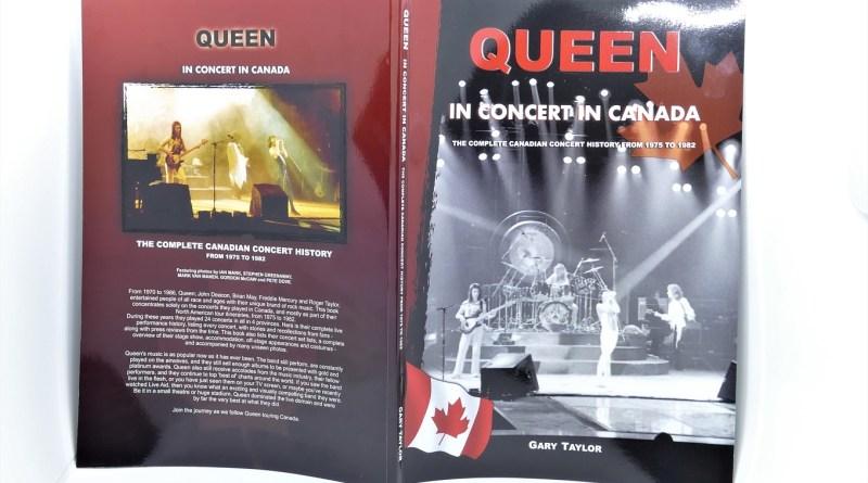 Queen in concert in Canada