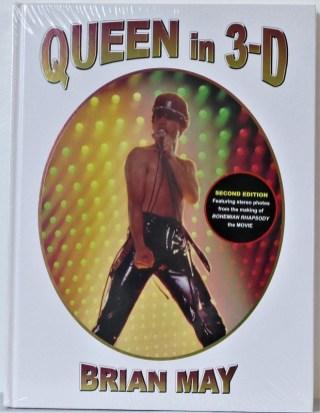 Queen in 3D 2nd Edition - Livre UK