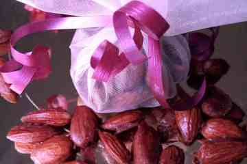 sugar free 5 minute candied nuts
