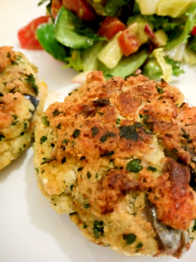 how to make carb free fish cakes