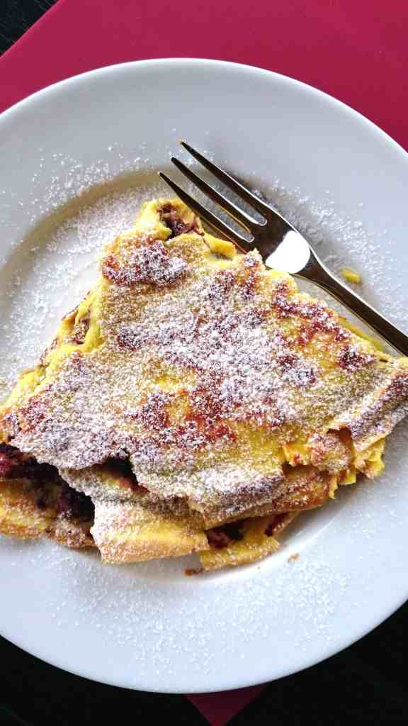 sugar free low carb lupin pancake
