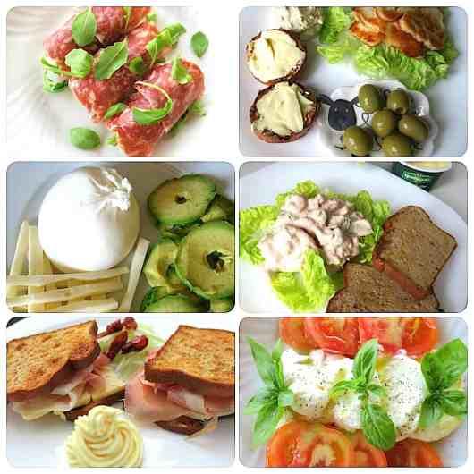 6 Super Quick Keto Lunch Ideas Under 3g Carbs