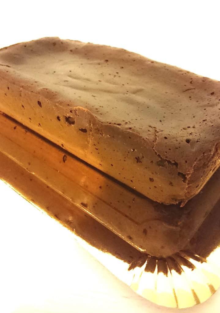 keto-licious sugar free chocolate fondant