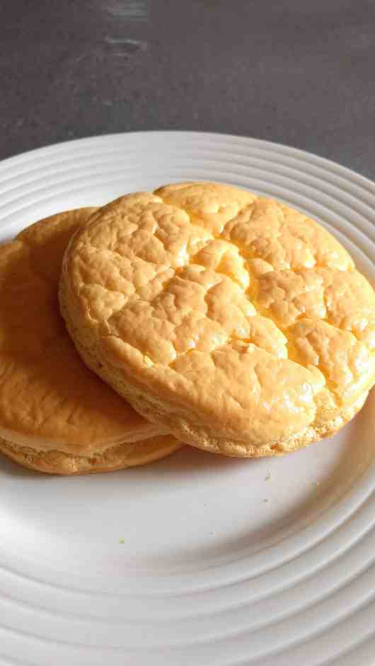 15 minute low carb protein cloud bread