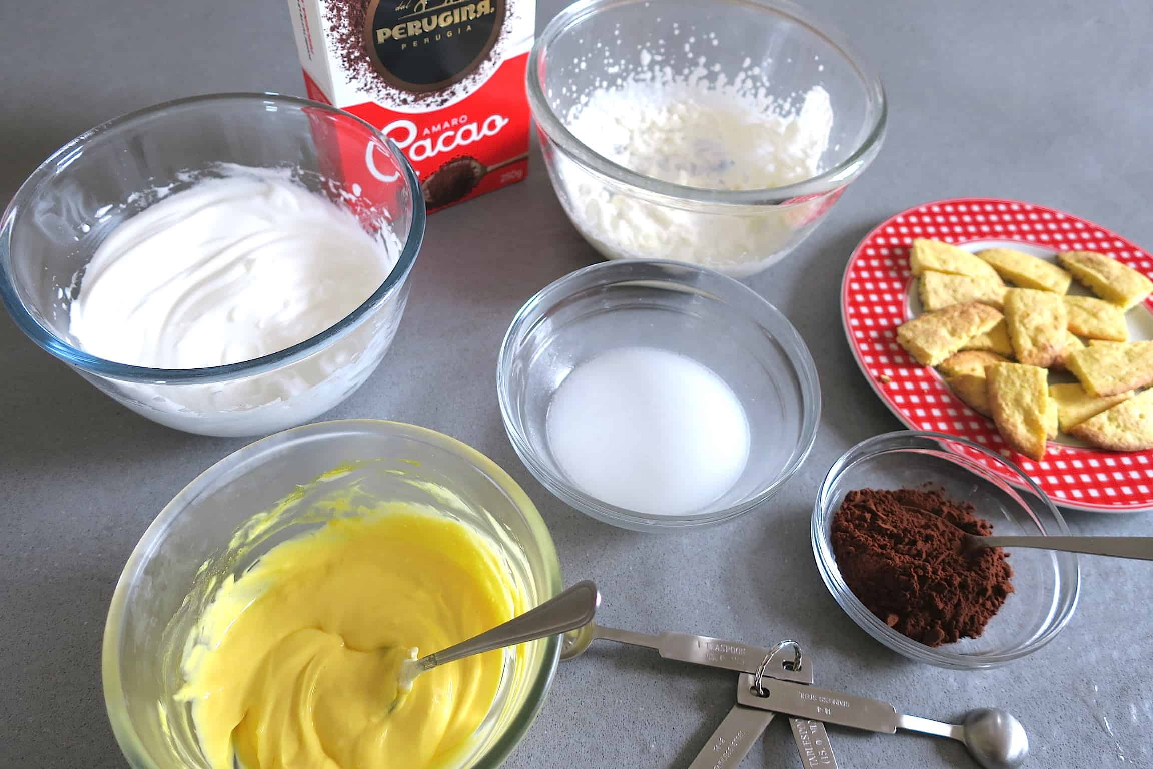 Easy Keto Sugar Free Chocolate Tiramisu