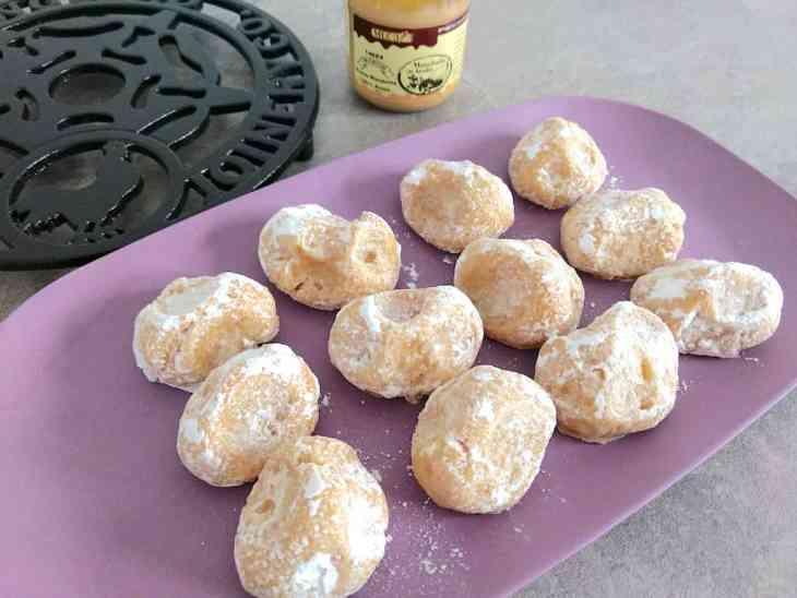 Sugar Free Low Carb Sicilian Almond Pebbles