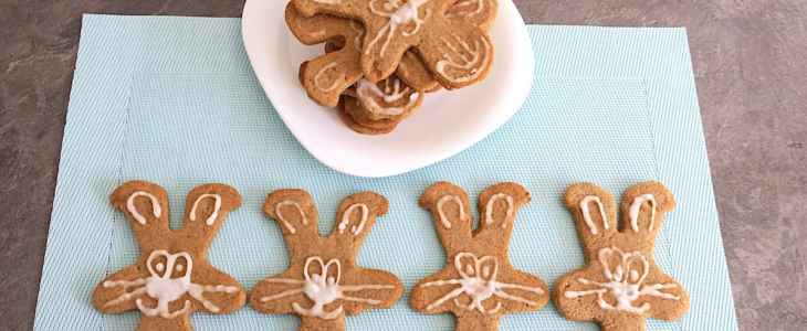 Cute Sugar Free Keto Gingerbread Cats