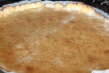 High-Fibre Keto Fathead Pizza Crust