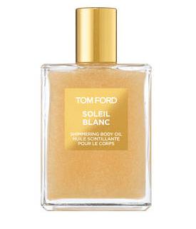 Soleil blanc - huile Tom Ford