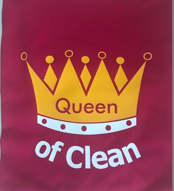 Queen of Clean Aprons