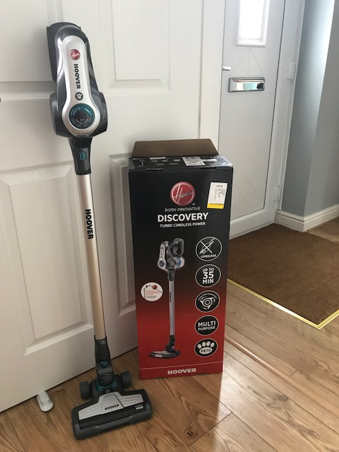 My Product Review Of The Hoover Discovery Cordless Queen