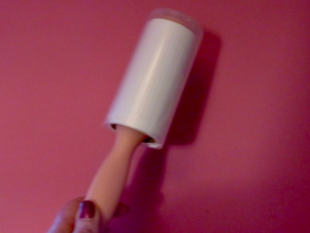 Lint rollers really are very useful around the home