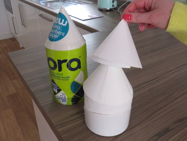 Ora is more than just a paper towel