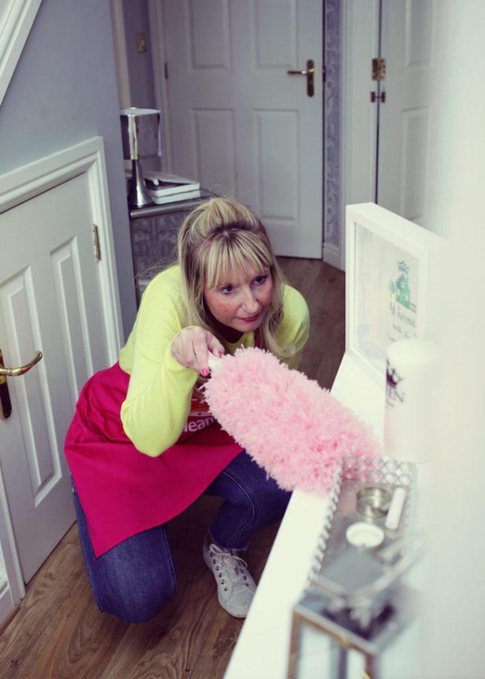How to deal with dust in your home