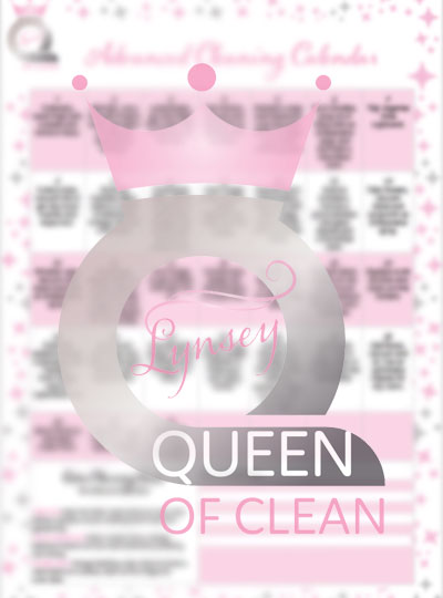 Cleaning Calendar 2 Queen Of Clean