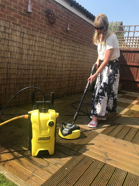 My review of the Karcher K5 compact