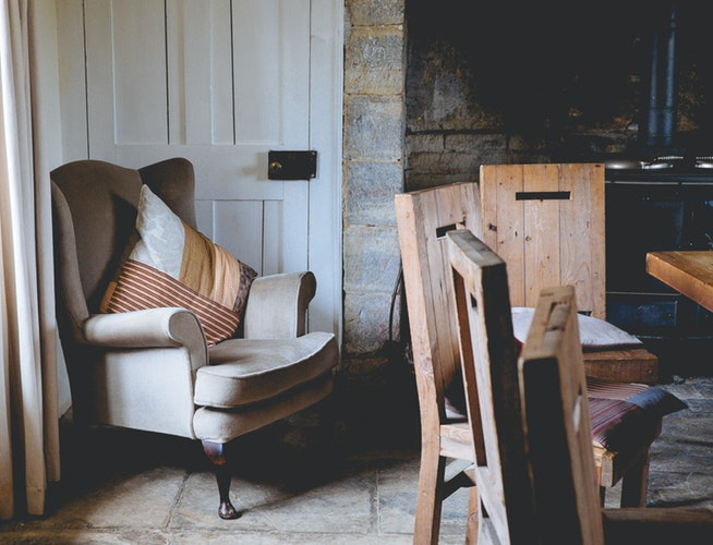 The right way to clean your wood furniture