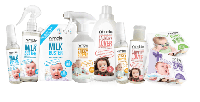 Product Review Nimble Range