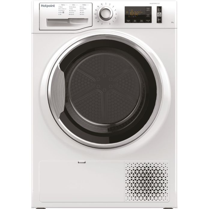 My Review of The Hotpoint ActiveCare heat pump tumble dryer (NT M11 82XB)
