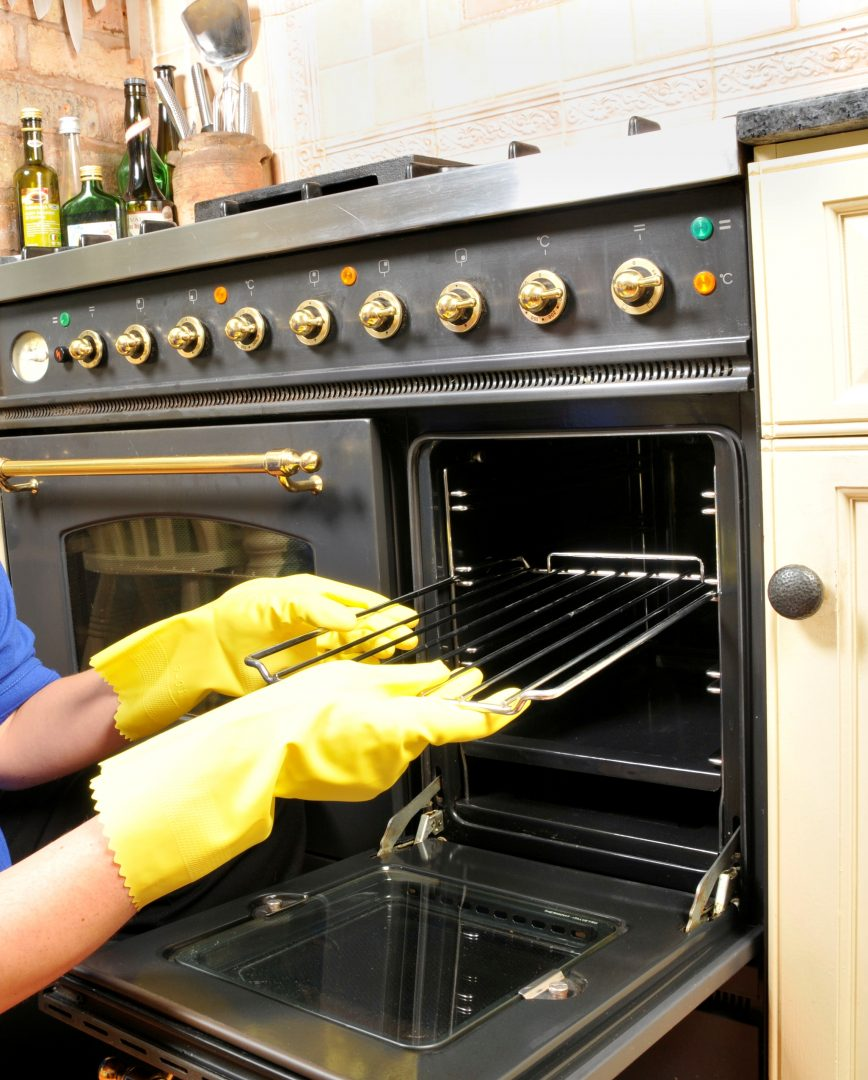 Professional Microwave Cleaning Service