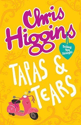 Review- Tapas and Tears by Chris Higgins