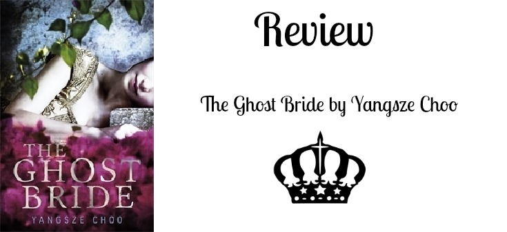 REVIEW: The Ghost Bride by Yangsze Choo